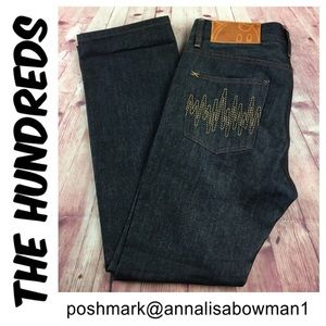 ☮️Men's The Hundreds SLIM Fit denim jean size 32